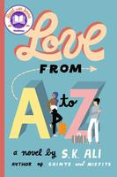 Book Cover Love from A to Z