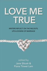 Book Cover Love Me True