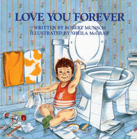 Book Cover Love You Forever