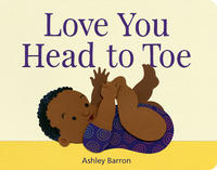Book Cover Love You Head to Toe
