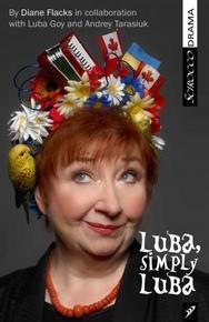 Book Cover Luba Simply Luba