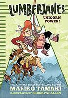 Book Cover Lumberjanes