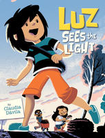 Book Cover Luz Sees the Light