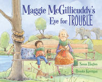 Book Cover Maggie McGillicuddy
