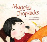 Book Cover Maggie's Chopsticks