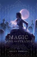 Book Cover Magic Dark and Strange