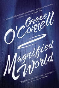 Book Cover Magnified World