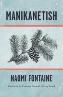 Book Cover Manikanetish