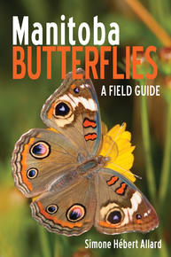 Book Cover Manitoba Butterflies