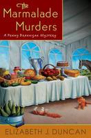 book cover marmalade murders
