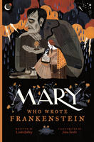 Book Cover Mary Who Wrote Frankenstain