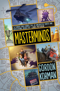 Book Cover Masterminds