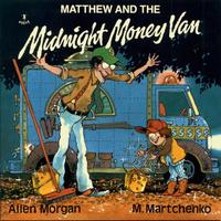 Book Cover Matthew and the Midnight Money Van