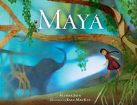 Book Cover Maya