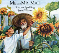 Book Cover Me and Mr. Mah