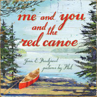 Book Cover Me and You and the Red Canoe