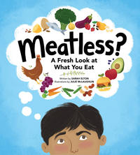 Book Cover Meatless