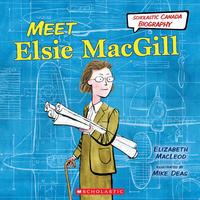 Book Cover Meet Elsie MacGill