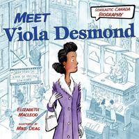 Book Cover Meet Viola Desmond