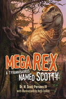 Book Cover Mega Rex