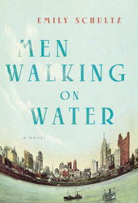 Book Cover Men Walking on Water
