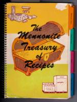 Book Cover Mennonite Treasury of Recipes