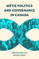 Book Cover Metis Politics and Governance in Canada