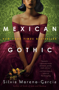Book Cover Mexican Gothic