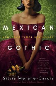 Book Cover Mexcian Gothic