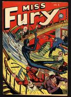 Book Cover Miss Fury