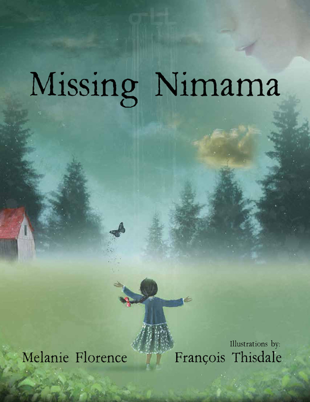 Book Cover Missing Nimama