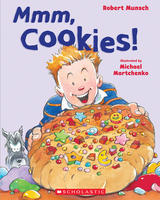 Book Cover Mmm Cookies
