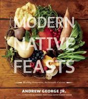 Book Cover Modern Native Feasts