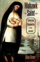 Book Cover Mohawk Saint