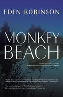 Book Cover Monkey Beach