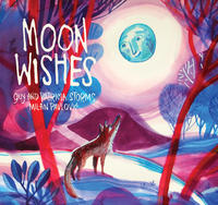 Book Cover Moon Wishes