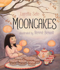 Book Cover Mooncakes