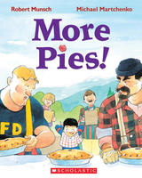 Book Cover More Pies