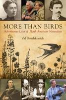 Book Cover More Than Birds