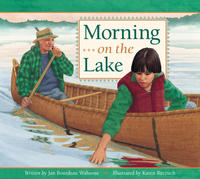 Book Cover Morning on the Lake