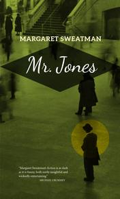 Book Cover Mr Jones