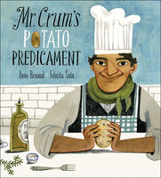 Book Cover Mr. Crum Potato