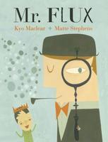 Book Cover Mr. Flux
