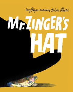 Book Cover Mr. Zinger's Hat