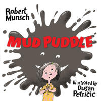 Book Cover Mud Puddle