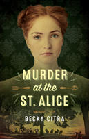 Book Cover Murder at the St. Alice