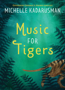 Book Cover Music for Tigers