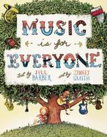 Book Cover Music is For Everyone