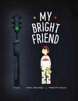Book Cover My Bright Friend