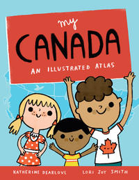 Book Cover My Canada